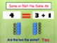 Conceptual Understanding of the Equal Sign (=) - Same As or Not the Same As