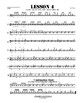Concert Band & Percussion Lesson Pack 1-8