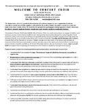 Concert Choir Syllabus and Contract