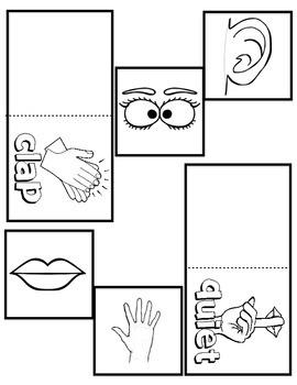 Concert Etiquette Foldable