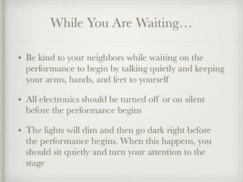 Concert Etiquette When Attending A Concert