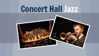 """Concert Hall"" Jazz PowerPoint"
