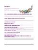Concert Review Form