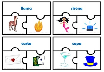Phonological awareness-Spanish