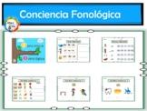 Conciencia Fonológica - Sílaba Inicial
