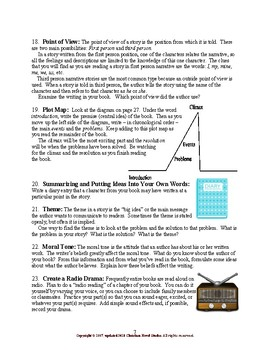 Concise Concepts for Reading: Design a Reading Quilt
