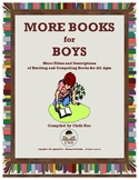 More Books for Boys