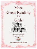 More Great Reading for Girls