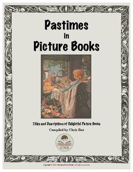 Concise Concepts for Reading: Pastimes in Picture Books