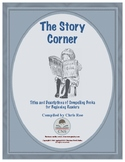 Concise Concepts for Reading: The Story Corner