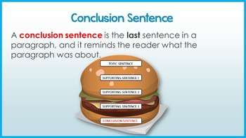 how to write a strong concluding sentence