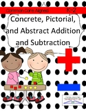 CPA Addition and Subtraction Activities and Lessons