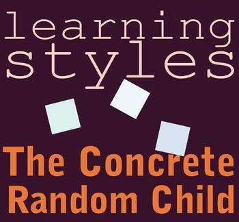 Concrete Random Learning Style