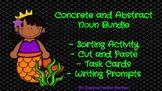 Concrete and Abstract Noun Activity Bundle