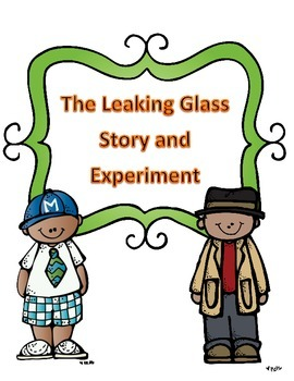 Condensation Experiment: The Case of the Leaking Glass