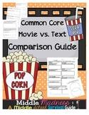 Movie vs. Book Comparison Guide