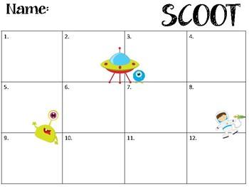 Condensed SCOOT Activity