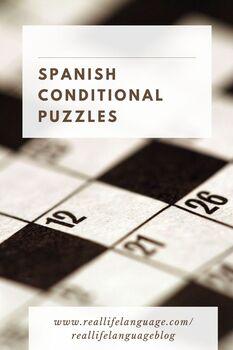 Conditional Crosswords