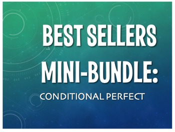 Best Sellers: Spanish Conditional Perfect