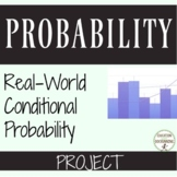 Conditional Probability Project Real World Data Mini Project
