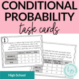 Conditional Probability Task Cards