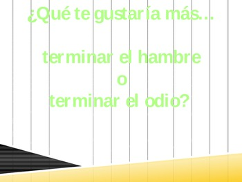 Conditional - Que te gustaria mas - Would you rather - Survey