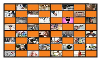Conditional Sentences Type 3 Legal Size Photo Checkers Game
