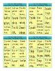 Conditional Sentences Types 0 & 1 Tic-Tac-Toe or Bingo