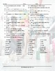 Conditional Sentences Types 0 and 1 Word Spiral Spanish Worksheet