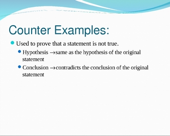 Conditional Statements Notes
