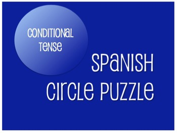 Best Sellers: Spanish Conditional Tense