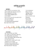 Spanish Conditional Tense Song Titles