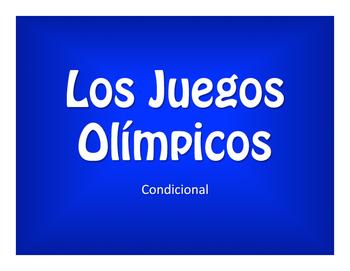 Spanish Conditional Tense Olympics