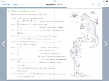 Conditional sentences - type 2