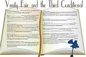 Conditionals. Type 3 and Vanity Fair by William Makepeace Thackeray. Video.