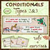 Conditionals: type 2&3