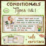 Conditionals (types 0&1)