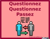 Conditionnel of Irregular Verbs French Question Question Pass Activity