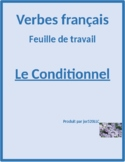Conditionnel présent in French worksheet 2