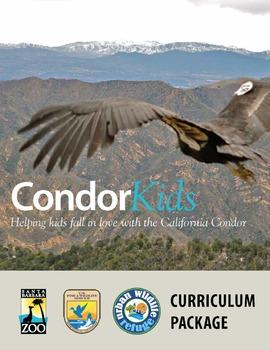 Condor Kids (Award-Winning 3rd Grade Curriculum Package, NGSS & CC)