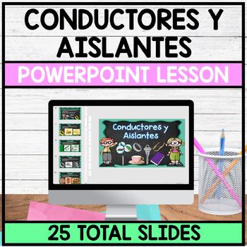 Conductores y Aislantes with Notes
