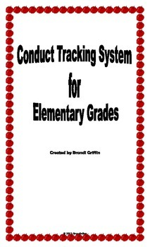 Conduct Behavior Tracking System