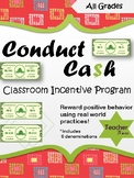 Conduct Cash Behavior Management System