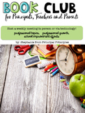 Conduct a Staff Book Study- FREE EDITABLE Guide