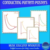 Conducting Beat Pattern Posters