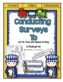 Conducting Surveys to Get on Track With Opinion Writing In