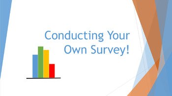 Conducting Your Own Survey - Using Bar Graphs and Tally Charts - Lesson