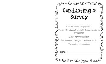 Conducting a Survey Booklet