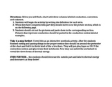Conduction Convection Radiation Activity
