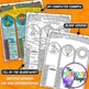 HEAT TRANSFER SCIENCE DOODLE NOTES, INTERACTIVE NOTEBOOK, MINI ANCHOR CHART